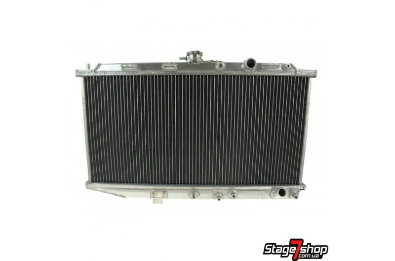 Радиатор охлаждения Honda Civic 1988-1991
