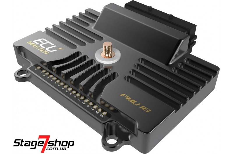 Блок управления электропитанием Ecumaster PMU16