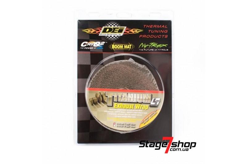 Термолента титановая DEI 010128 2.5см x 4.5м