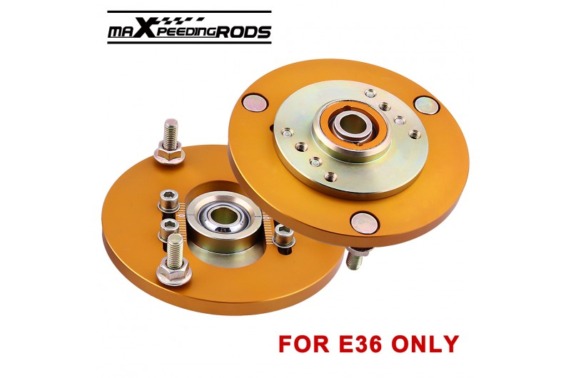 BMW E36 3 Series Top Mount Adjustable Camber Plates