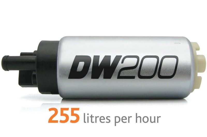 Насос DeatschWerks DW200 255 л/ч